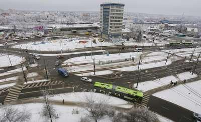 Kierowcy w Olsztynie alarmują: uważajcie na wyjątkowo niebezpieczne miejsce na Lubelskiej [FILM]