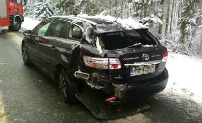 Prezes Szynaka Meble poszkodowany w wypadku