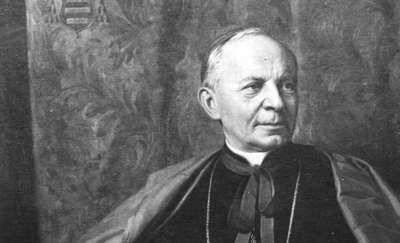 Ekshumacja Sługi Bożego bp. Adolfa Piotra Szelążka