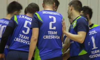 Kolejne zwycięstwo Team Cresovii w III lidze siatkarzy