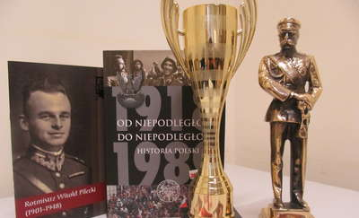 Więzień z Elbląga zdobył główną nagrodę w prestiżowym konkursie historycznym