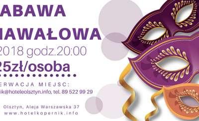 Niezapomniana zabawa karnawałowa w Olsztynie