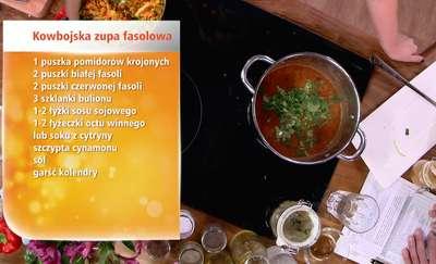 Rozgrzewająca kuchnia w wersji wegańskiej
