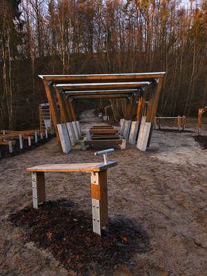 Leśny Park Uzdrowiskowy Doliny Symsarny w Lidzbarku Warmińskim