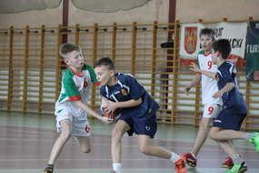MDK Bartoszyce (białe stroje) gra z Wilanowią Warszawa
