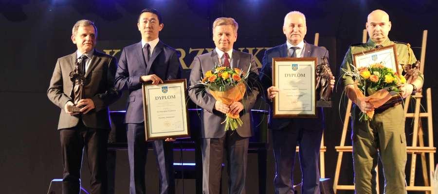 Klub Sportowy Dekorglass, Gustaw Marek Brzezin i Andrzej Umiński laureatami Katarzynek 2018 [film, zdjęcia]