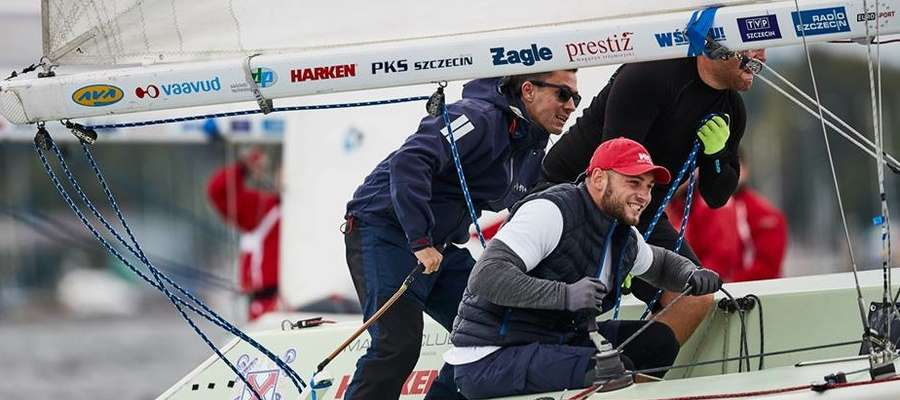 Sailing Event Team MOS Iława w warunkach bojowych. Liczymy na awans naszej załogi do żeglarskiej Ligi Mistrzów