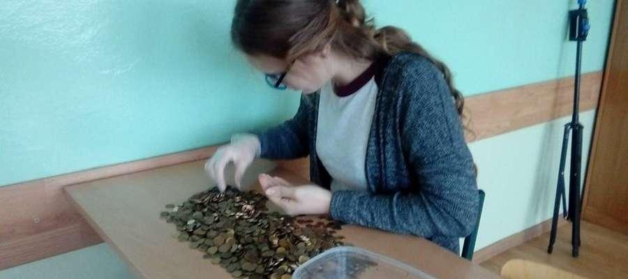 Fot. — To była już osiemnasta edycja akcji Góra Grosza. Uczniowie z Kiwit wzięli w niej czynny udział
