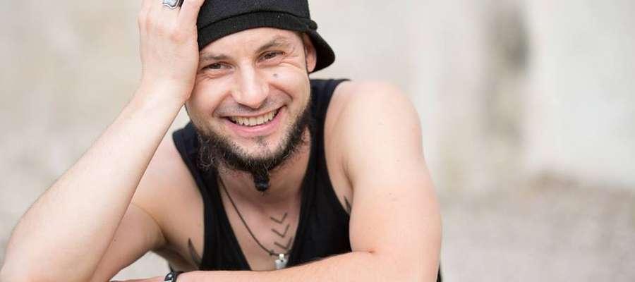 W Reszlu Damian Syjonfam ma już grono swoich stałych fanów