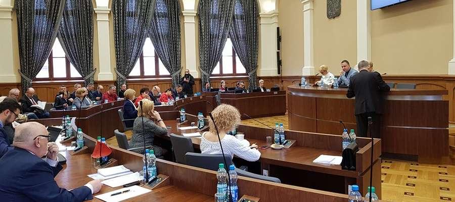 Sesja Rady Miasta z 31 stycznia 2018 r.