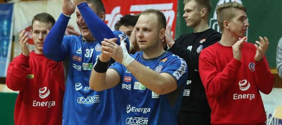 Olsztyńscy piłkarze ręczni mogą sobie pogratulować sobotniego meczu w Grudziądzu