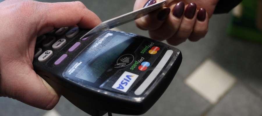 Terminal do płatności kartą  Olsztyn- Nz. terminal do płatności kartą.