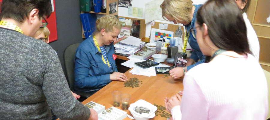 Sztab WOSP w Lidzbarku Warmińskim policzył już pieniądze