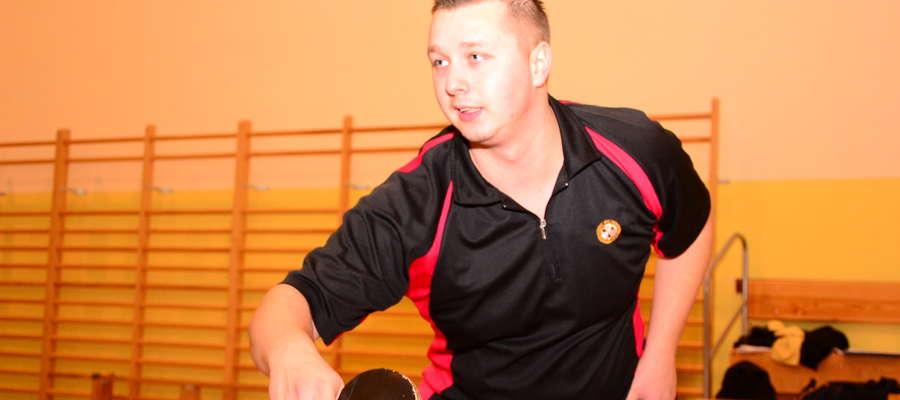 Karol Balicki pojawił się na gwiździńskim turnieju