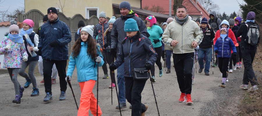 W 4. edycji Rodzinnego Biegania wzięło udział ponad 300 biegaczy