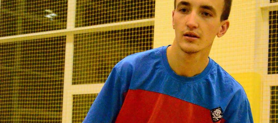 Szymon Sargalski wygrał ostatni gwiździński turniej