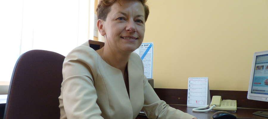 Bernadeta Hordejuk jest radną sejmiku województwa warmińsko-mazurskiego, szefową iławskiej PO oraz pracownikiem Starostwa Powiatowego w Iławie