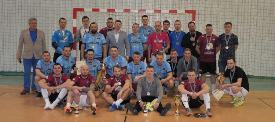 Turniej halowej piłki nożnej w LW