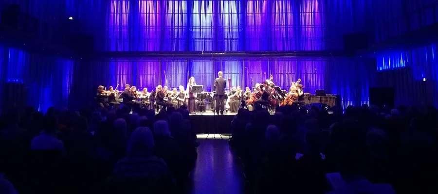 Występ EOK w Islandii