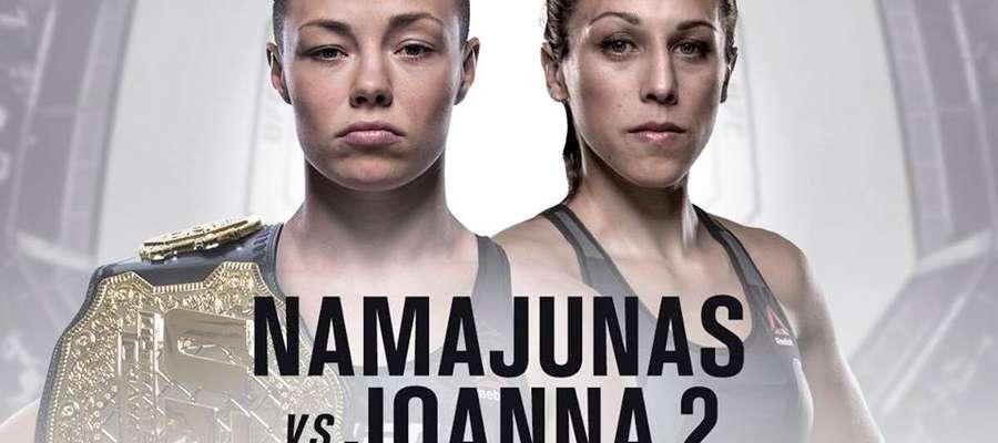Joanna Jędrzejczyk za niespełna trzy miesiące stanie do walki o odzyskanie pasa mistrzyni UFC