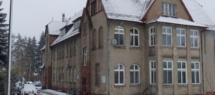 Nowomiejski szpital zostałzałożony w 1907 roku