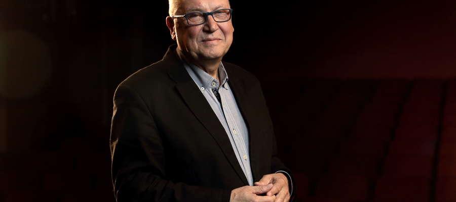 Janusz Kijowskie, dyrektor Teatru Jaracza