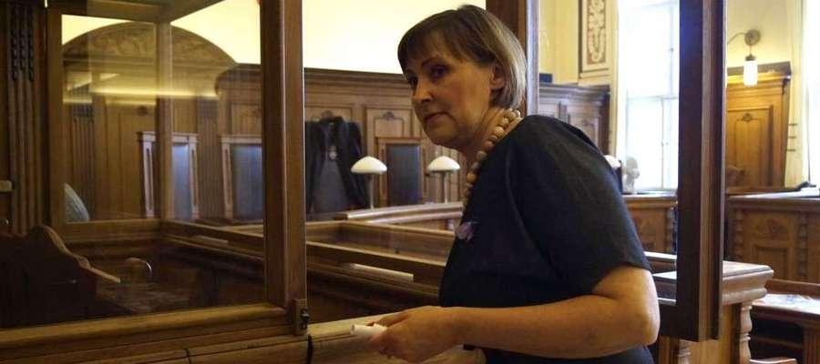Agnieszka Nowińska przez wiele lat kierowała Sądem Okręgowym w Elblągu