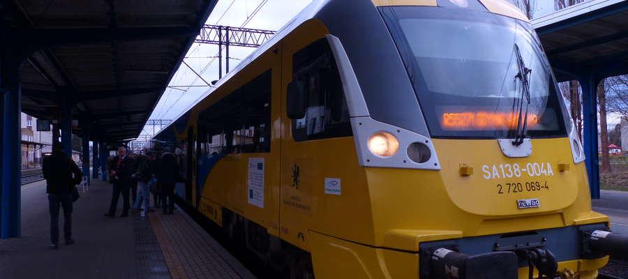 Pociąg Kaliningrad - Gdynia zatrzymuje się także w Elblągu