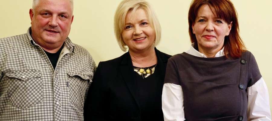 Senator Lidia Staroń od lat walczy o prawa spółdzielców