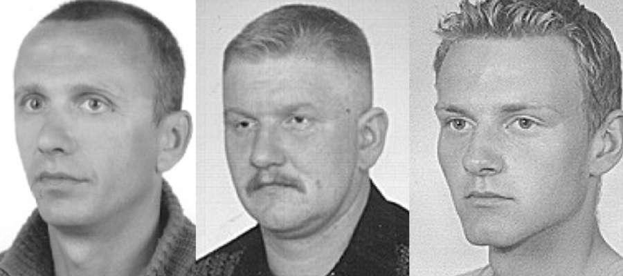 Od lewej: Robert Zawadka, Waldemar Krzemiński i Łukasz Mariusz Ossowski