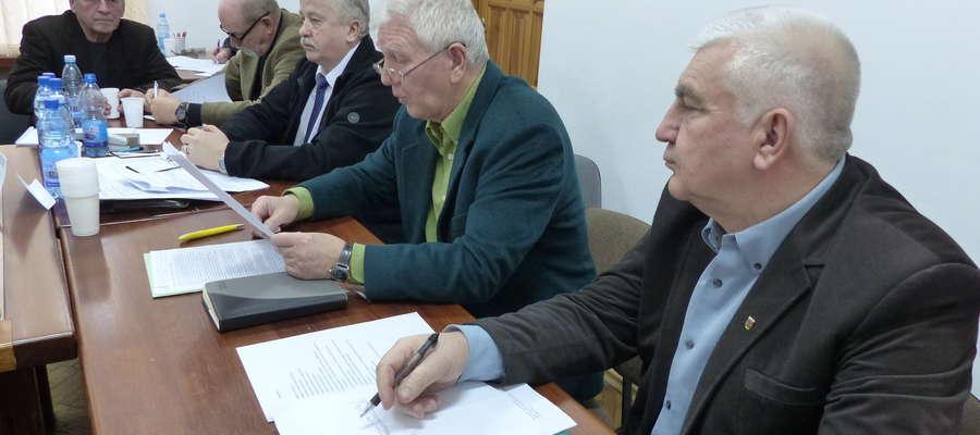 W ubiegły czwartek odbyło się zebranie sprawozdawczo-wyborcze