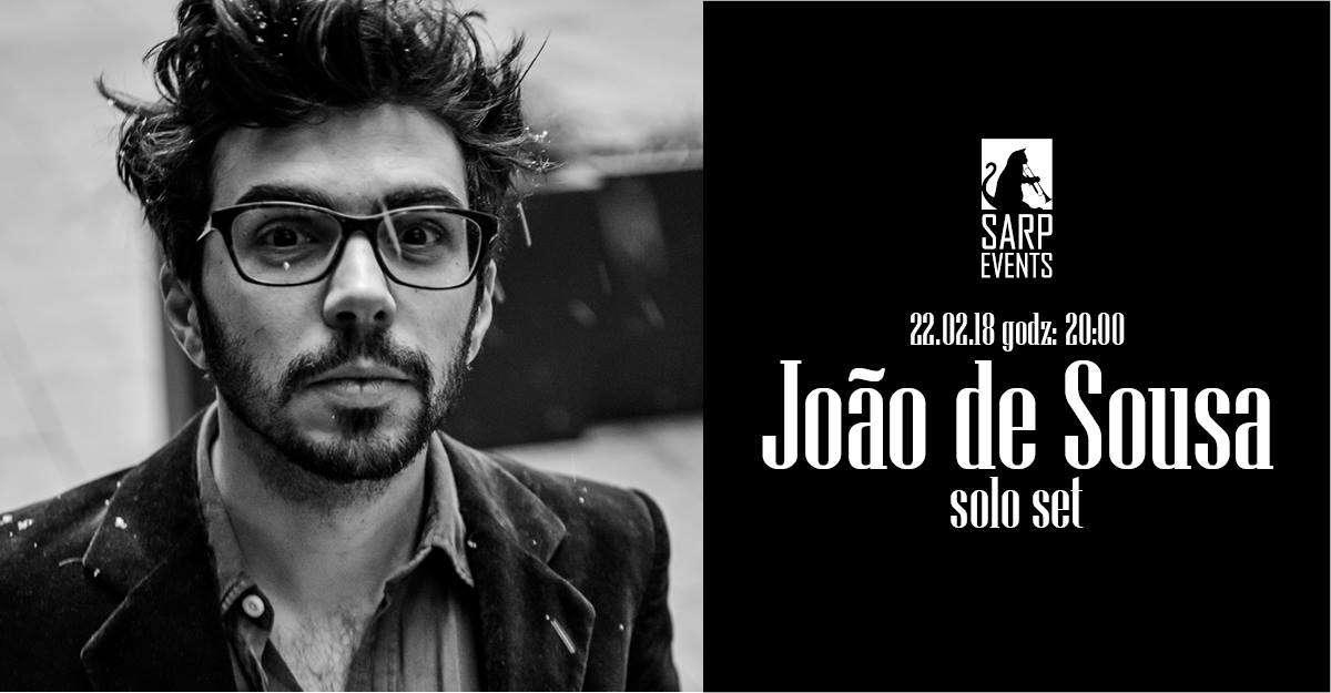 Koncert Portugalczyka Joao de Sousa w Olsztynie - full image