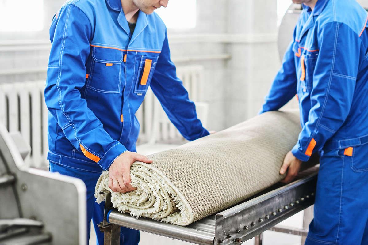 Pranie dywanów bez wysiłku - full image