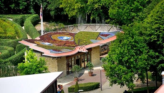 Naturalne trawniki na dachach  - full image