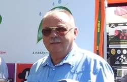 mgr inż. Roman Szewczyk, właściciel Z.P.H. Agromix z Niepołomic