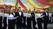 Poloneza zatańczyli maturzyści z I Liceum Ogólnokształcącego