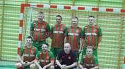 Żuromińscy oldboje podczas turnieju o Puchar Starosty Mławskiego