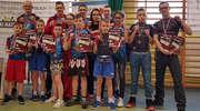 Udane łowy medalowe kickboxerów