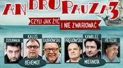 "ICK zaprasza na spektakl pt. ""Andropauza"""