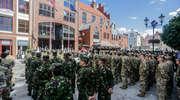 Żołnierze NATO uczą się historii Polski