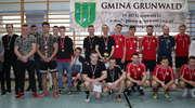 Piłkarze w hali walczyli o puchar wójta gminy Grunwald