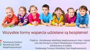 Bezpłatna rehabilitacja dla dzieci i młodzieży z niepełnosprawnością. [SPRAWDŹ KIEDY ZŁOŻYĆ WNIOSEK]