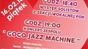 Walentynkowy koncert w Pasłęku