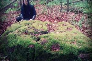 Pogański Kamień z Wysokiej Wsi