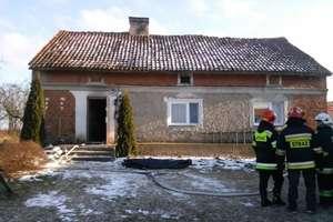 Tragedia w Milewie. W płomieniach zginął mężczyzna