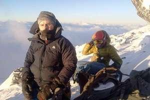 Olsztyńscy strażacy zdobyli Elbrus