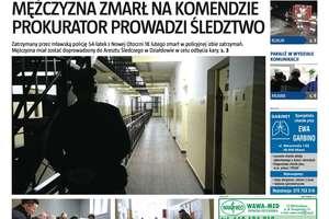 """Nie przegap! Najnowsze wydanie """"Kuriera Mławskiego"""""""