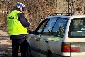 """Lidzbarscy policjanci podsumowali działania """"Prędkość"""""""