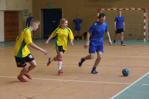 OSP Sątopy-Samulewo najlepsza w halową piłkę nożną