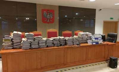Komornik z Działdowa zwolniony z aresztu. Sąd uchylił wyrok